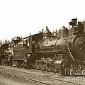 Southern Pacific Steam Locomotives No. 2847 2-8-0 1901 by California Views Archives Mr Pat Hathaway Archives