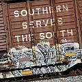 Southern Serves The South by Matthew Bush