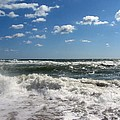 Southern Shores Splash by Cathy Lindsey
