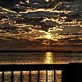 Southern Sunrise by Deborah Klubertanz