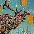 Southwestern Elk by Bob Coonts