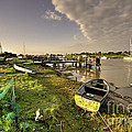 Southwold Harbour  by Rob Hawkins