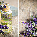 Spa with lavender  by Mythja  Photography