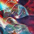 Space Bubble by Linda Sannuti