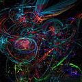 Space Junk Mental Energy From Earth by ReeNee  Cummins