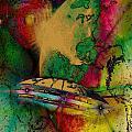 Space Nebula by D Preble