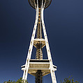 Space Needle by Lee Kirchhevel