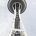 Space Needle Seattle by Susan Stone