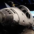 Space Shuttle Atlantis by John Black