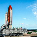 Space Shuttle by Chad Rowe