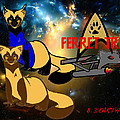 Space The Ferret Frontier  by Brian Dearth