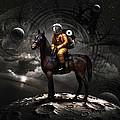 Space Tourist by Vitaliy Gladkiy