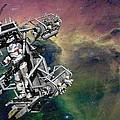 Space Walk Pod by Michael Wimer