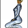 Spacegirl 7... by Tim Fillingim