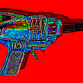 Spacegun 20130115v1 by Wingsdomain Art and Photography