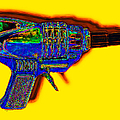 Spacegun 20130115v2 by Wingsdomain Art and Photography