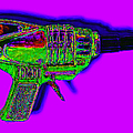 Spacegun 20130115v4 by Wingsdomain Art and Photography
