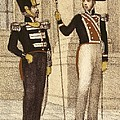 Spain 1833. Royal Guard Infantry by Everett