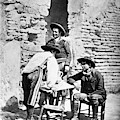 Spain Cowboys, C1875 by Granger