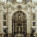 Spain. Granada. Cartuja Carthusian by Everett