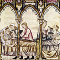 Spain: Medieval Hospital by Granger
