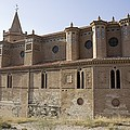 Spain. Teruel. Montalb�n. Church by Everett