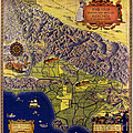 Spanish And Mexico Ranchos by Pg Reproductions