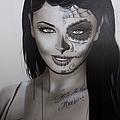 Spanish Dark Temptation by Christian Chapman Art