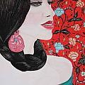 Spanish Dreaming by Otilia Grumazescu