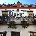 Spanish Facade by Hannah Rose