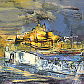 Spanish Harbour 03 by Miki De Goodaboom