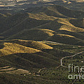 Spanish Landscape In Andalusia by Heiko Koehrer-Wagner