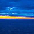 Spanish Sea by Jacquelyn Crady