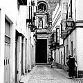 Spanish Street by Joshua Tennant