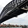 Spanning Sydney Harbour by Kaye Menner