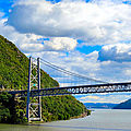 Spanning The Hudson River by Art Dingo