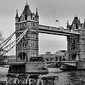 Spanning The Thames by Heather Applegate