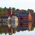 Sparhawk Mill by Elizabeth Dow