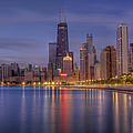 Sparkling Chicago  by Lindley Johnson