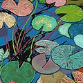 Sparkling Pond by Allan P Friedlander