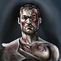 Spartacus Champion Of Capua by Vinny John Usuriello