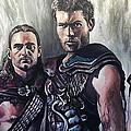 Spartacus by Tom Carlton