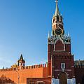 Spassky - Savior's - Tower by Alexander Senin