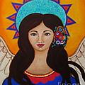 Special Angel Reese by Pristine Cartera Turkus
