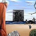 Species Differentiation -darwinian Broadcast- by Ryan Demaree