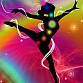 Spectrumdancer by Jean Sarmiento