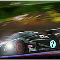 Speed 8 At Night by Craig Purdie