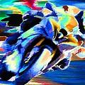 Speed by Agustin Uzarraga