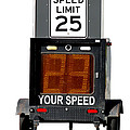 Speed Limit Monitor by Olivier Le Queinec
