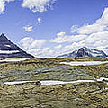 Sperry Glacier Basin by Alex Blondeau